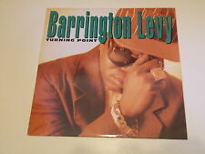 BARRINGTON LEVY - TURNING POINT - LP PROFILE RECORDS 1992 MADE IN U.S.A. - NM/EX