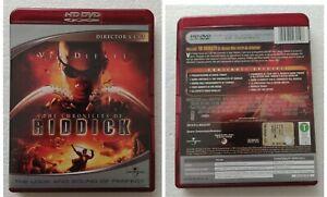 FILM HD DVD THE CHRONICLES OF RIDDICK DIRECTOR'S CUT