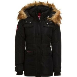 Canada Weather Gear Women/'s Insulated Parka