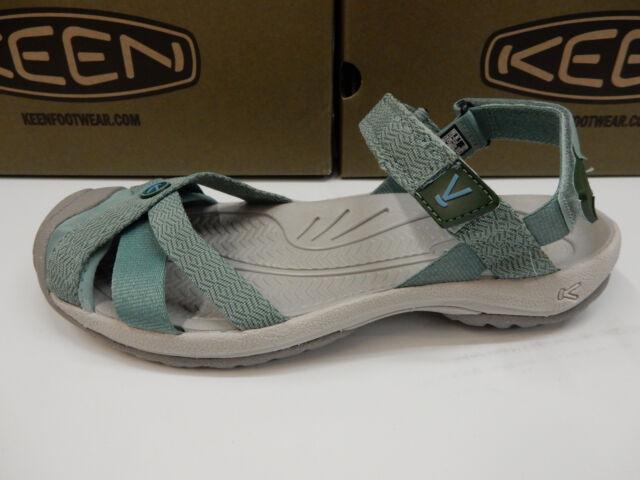 7218a8efbabc Buy KEEN Womens Bali Strap Duck Green Wasabi Size 9.5 online
