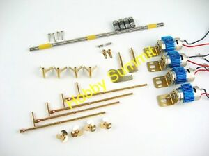 1-200-YAMATO-R-C-Running-Gear-Set-re-NIchimo-WWII-IJN-Japanese-Navy-Battleship