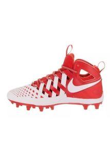 new styles ea36f 78f5c Image is loading Nike-Huarache-V-Lacrosse-LAX-Cleats-Size-12-
