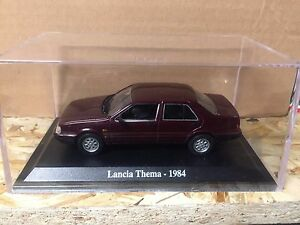 DIE-CAST-034-LANCIA-THEMA-1984-034-TECA-RIGIDA-BOX-2-SCALA-1-43