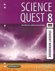 Science Quest 8 Australian Curriculum Edition Student Workbook by Merrin J. Evergreen, Graeme Lofts (Paperback, 2011)