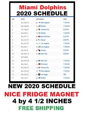 #104 - Miami Dolphins 2020 NFL Regular Season Football ...