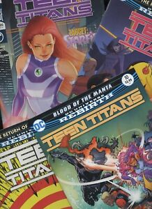CLEARANCE-TEEN-TITANS-10-13-14-15-16-18-19-or-20-DC-comics-NM