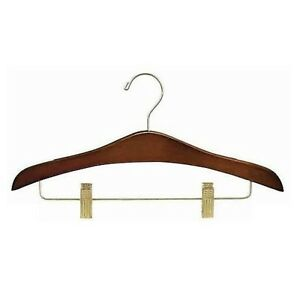 Image Is Loading Only Hangers 16 034 Decorative Wooden Suit Hanger