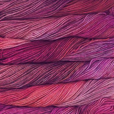 Malabrigo Arroyo Sport Superwash Merino Yarn / Wool 100g - English Rose (057)