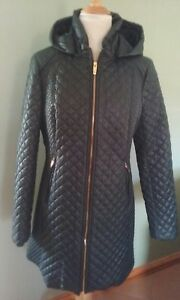 1d23963fcda Image is loading Via-Spiga-Women-039-s-Lightweight-Quilted-Jacket-