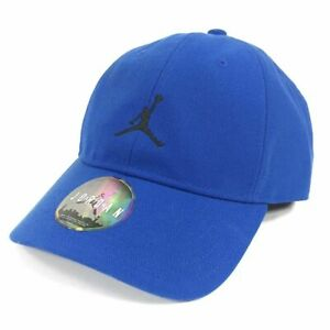 c3922f2c159cb NEW AIR JORDAN JUMPMAN HERITAGE 86 ADJUSTABLE HAT UNISEX BLUE 847143 ...