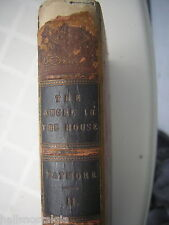 "1863 ""The Angel In The House"" HC Book by Coventry Patmore, London and Cambridge"