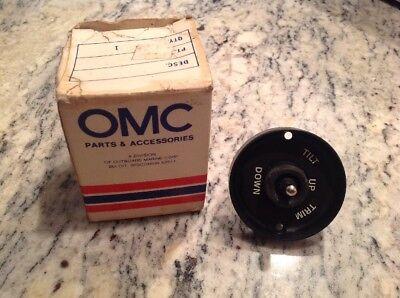 0172899 172899 OMC Cobra Stern Drive Hi-Tilt Evinrude Johnson Trim Tilt Switch /&