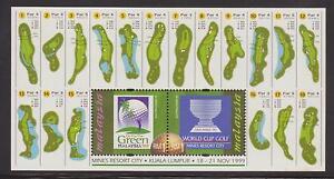 245M-MALAYSIA-1999-WORLD-CUP-GOLF-CHAMPIONSHIP-MS-MNH-CAT-RM-250