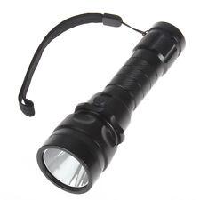 Underwater 1800Lumens CREE XM-L T6 LED Diving Flashlight Dive Light Torch Lamp