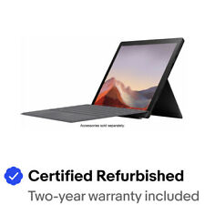 "Microsoft Surface Pro 7 12.3"" Touchscreen Intel Core i7-1065G7 16GB 256GB SSD"