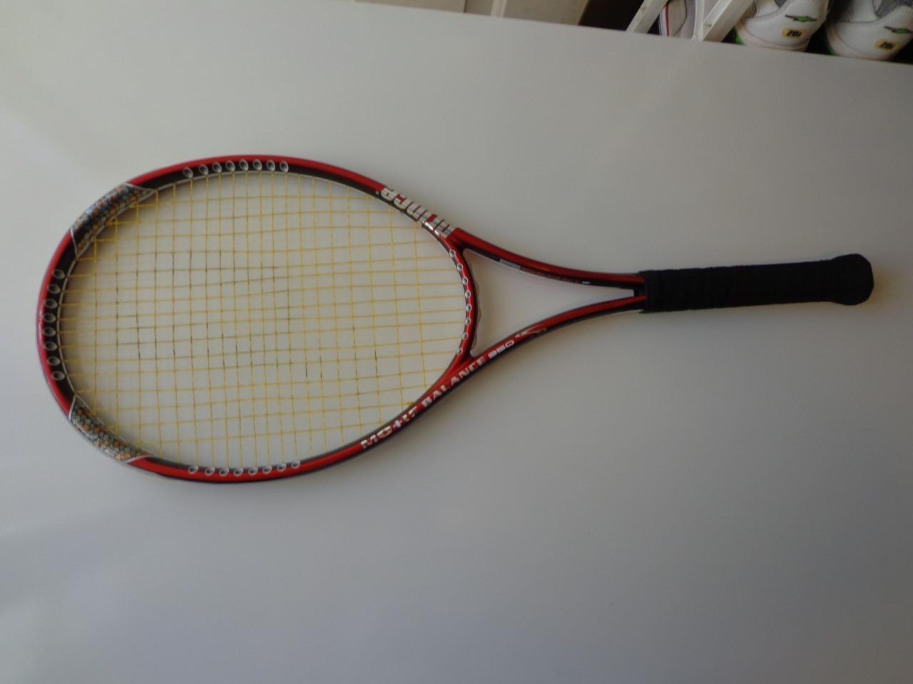 Nuevo príncipe más rendimiento 100 cabeza 4 1 2 Grip Tenis Raqueta