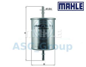 MAHLE Original KL 79 Fuel Filter