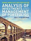 Analysis of Investments and Management of Portfolios by Keith Brown, Frank K. Reilly (Paperback, 2015)
