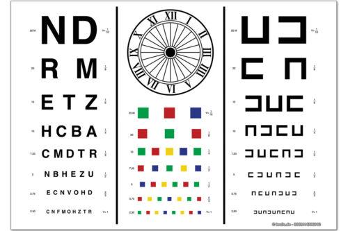 Armario de refrigeración magnética oficina taller revisión ocular