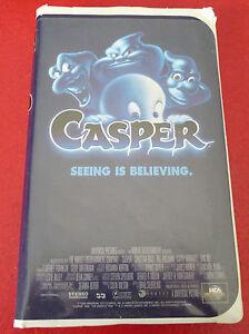 VHS-French-Movie-Casper-le-Gentil-Fantome-MCA-Universal-Pictures