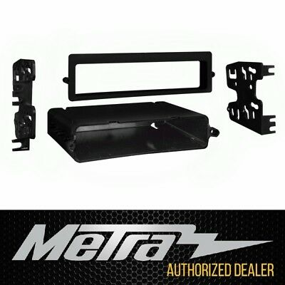 C4 CORVETTE SINGLE DIN / DOUBLE DIN ISO MOUNT KIT METRA 99-3051 FITS: ALL 90-96