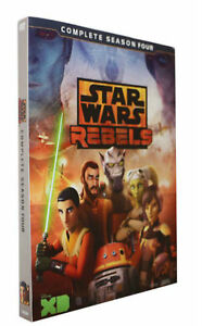 Star-Wars-Rebels-Season-4-DVD-3-discs-New-Sealed-box