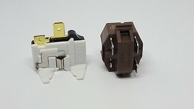 4387913 Relay /& Overload for Whirlpool Refrigerator