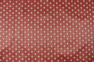 1 3 4 Yards Rust Red Jacquard Upholstery Fabric Small