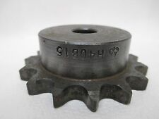 """1 1//2/""""  Bore Type B Finish Sprocket for # 60 Roller Chain 17 Tooth 60B17H"""