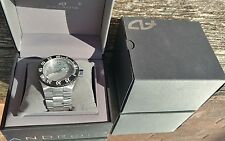 Android Men's DM Contender AD598BRS Miyota 9015 Automatic SS Bracelet Watch
