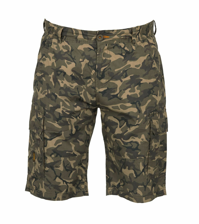 Fox CHUNK lightweight Cargo Shorts Camo Shorts Anyellowekleidung Gr. XL