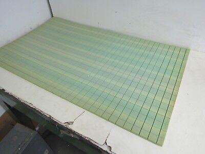 LOT OF 5 BALTEK SB100 24 X 48 X 1//4 END GRAIN BOAT STRUCTURAL BALSA RIGID SHEET