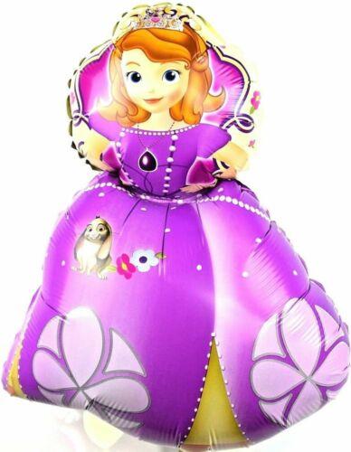 XL Disney Sofie Prinzessin Helium Folienballon Mädchen Geburtstag balloon