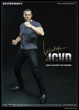1/6 Enterbay Real Masterpiece Jean-Claude Van Damme JCVD Hard Target Figure
