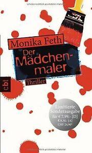 Der-Maedchenmaler-von-Feth-Monika-Buch-Zustand-gut