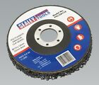 Sealey Ptc/cw115 Diameter 115 X 13mm Polycarbide Abrasive Cup Wheel 22mm Bore