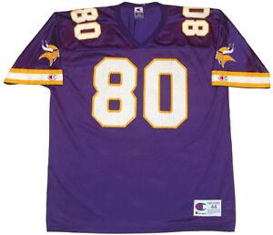 online retailer f5e7a b68bd Details about UNWORN Vtg 90s NFL Jersey XL CRIS CARTER MINNESOTA VIKINGS  throwback randy moss