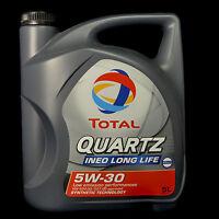 Total Quartz Ineo Long Life 5W-30 5L - VW 504.00/507.00, BMW LL-04, MB 229.51