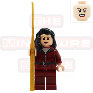 Talia Al Ghul DC Comics LEGO Minifigures 76056