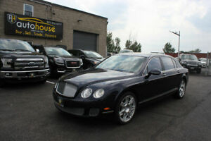 2011 Bentley Continental Flying Spur ACCIDENT FREE/CONTINENTAL FLYING SPUR/COGNAC LEATHER/LOADED