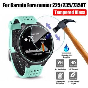 Film-Screen-Protectors-For-Garmin-Forerunner-235-225-735XT-Tempered-Glass