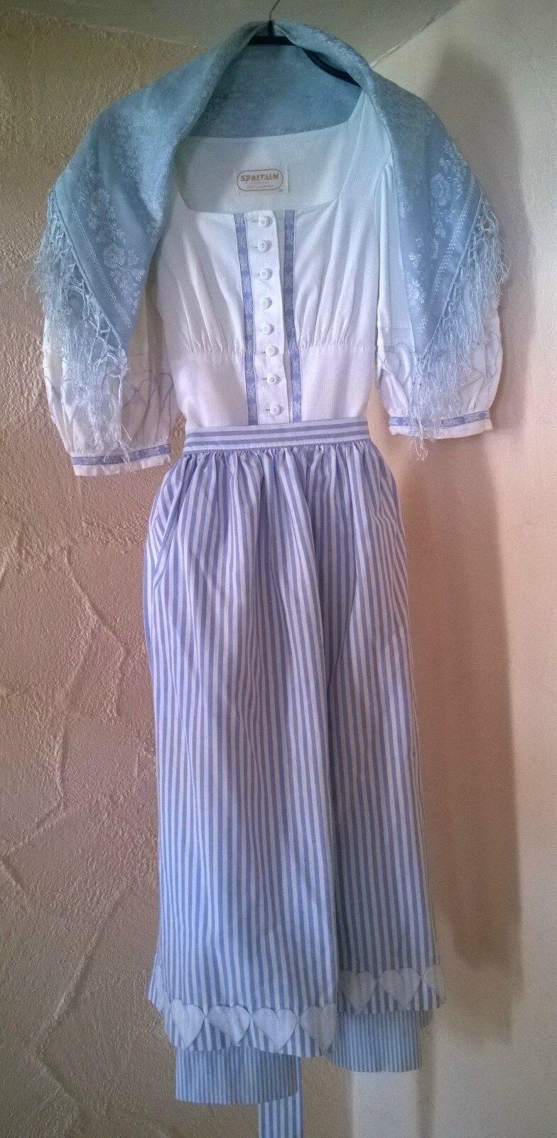 Original SPORTALM du Taille 34 1x seuleHommest porté avec tablier et foulard