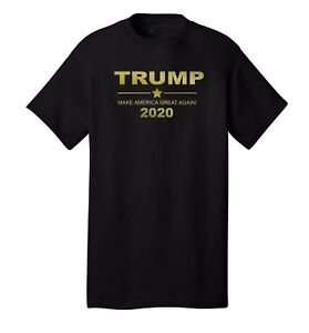 TRUMP-2020-034-Gold-Edition-034-PRESIDENT-ELECTION-T-SHIRT-REPUBLICAN-POLITICAL-NEW