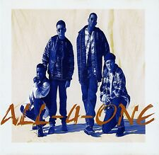 ALL-4-ONE : ALL-4-ONE / CD (CLUB EDITION) - TOP-ZUSTAND