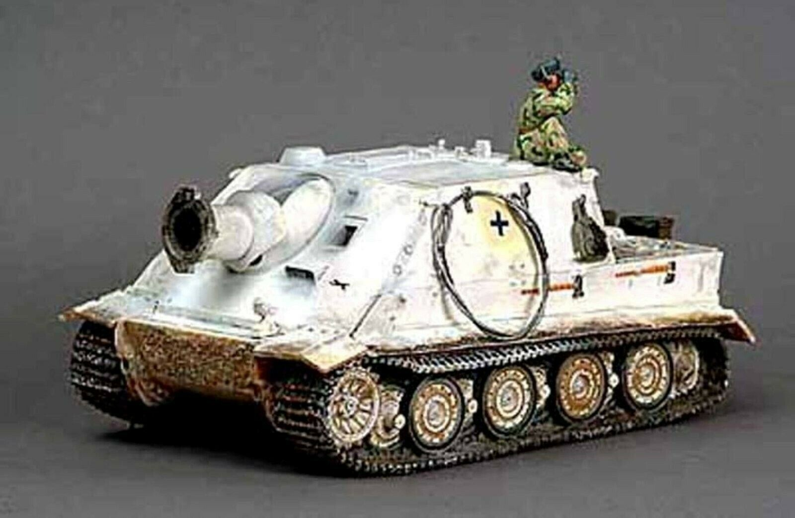 WOW EXTREMELY RARE Sturmtiger Kp.1000 Bulge 1945 SS6 BNIB 1 30 New Model Army