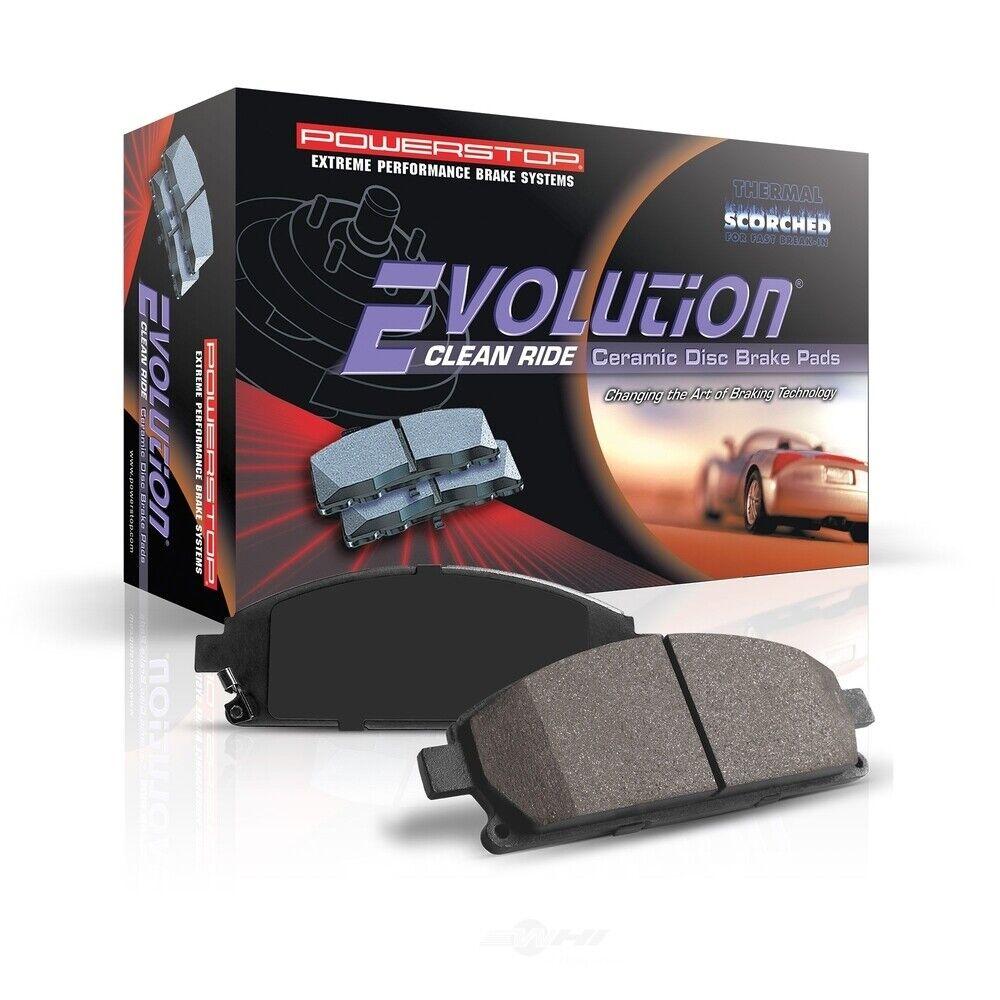 Disc Brake Pad Set-Evolution Ceramic Disc Brake Pad Front fits 03-08 Volvo XC90