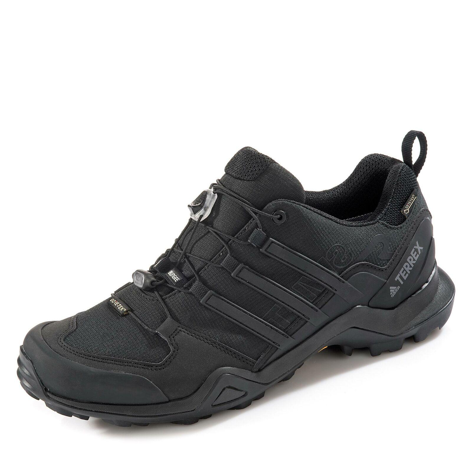 Adidas Terrex Swift R2 GORE-TEX Herren Outdoorschuh Turnschuh Schuhe Kunstleder
