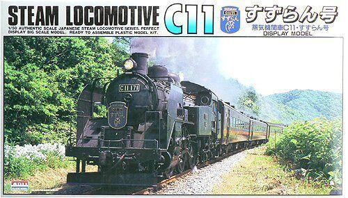 C11 Suzuran (Plastic (Plastic (Plastic modellolo) Micro Ace(Arii) 1 50 Ssquadra Locomotive 7ac316