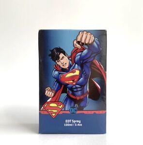 DC Superman 100ml EDT Authentic Perfume for Men COD PayPal
