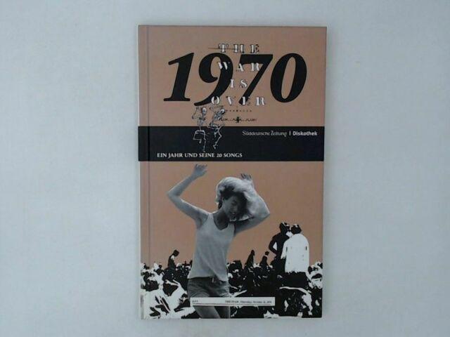 50 Jahre Popmusik - 1970. Buch und CD. Ein Jahr und seine 20 besten Songs Variou